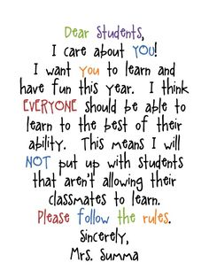 Awesome: Classroom Management