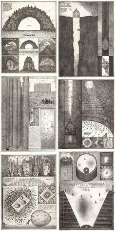 Image: From Brodsky & Utkin by Alexander Brodsky and Ilya Utkin (Princeton Architectural Press).