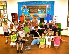 Education Center : George Rodrigue Foundation of the Arts : Youth Development Through Art in Education