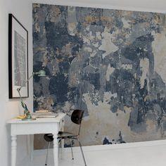 Poster XXL mur en rénovation 360x270 cm – Rebel Walls – Au fil des Couleurs