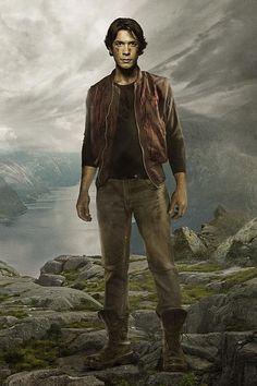 Bellamy Blake (Bob Morley)    The 100