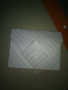 2 Easy Ways to Fold an Origami Envelope - wikiHow