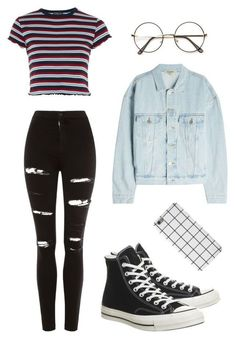 Best Casual Outfits, Casual School Outfits, Teen Fashion Outfits, Mode Outfits, Grunge Outfits, Fall Outfits, Fashion Ideas, Fashion Dresses, Cute Outfits For School For Teens