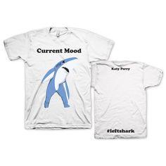 Katy Perry - Current Mood Shark T-shirt