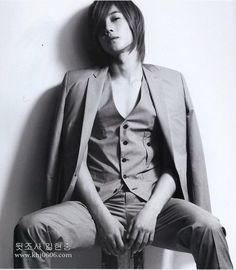 Photo of Sexy Guy for fans of Kim Hyun Joong.
