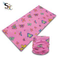 $ 3.5 Butterfly bandana