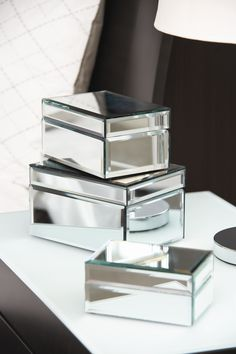 Mirror Jewellery Boxes from Harvey Norman New Zealand