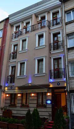 أرقى الفنادق العالمية فندق الطائر الأسود اسطنبول أرقى الفنادق