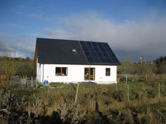 Solar Enhanced Passive House in Mayo Ireland