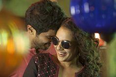 Dulquer Salmaan Nithya Menon in O Kadhal Kanmani Tamil Movie 2015 (7)