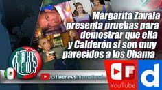 Margarita Zavala presenta ejemplos de que ella y Calderón son parecidos ...