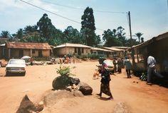 Straßenszene in Kamerun/ Streetlife in Cameroon