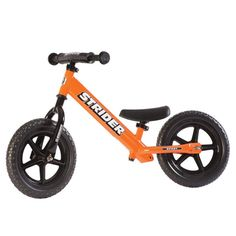 Strider - 12 Sport Balance Bike, Ages 18 Months to 5 Years Description Encourage your child to ride with a Strider Bike. When learning to ride, a child must be Toys For Little Kids, Little Kids Bike, Balance Bike, Striders, Kids Sports, Cool Bikes, Mountain Biking, Toddler Boys, Kids Learning