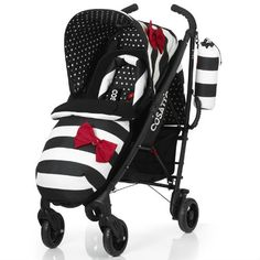 Cosatto Yo! Special Edition Stroller (Go Lightly) I LOVE THIS STROLLER! And no, I'm not pregnant. @Jess Pearl Jam