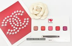 """C hanel  have released their Rouge Coco lipsticks  in 24 new shades and with a new formula - labelled as """" Rouge Coco - Ultra Hydrating ..."""