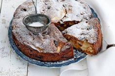 Kijk wat een lekker recept ik heb gevonden op Allerhande! Mediterrane appeltaart