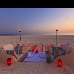 This would be completely perfect. The beach and food are two of my favorite things haha