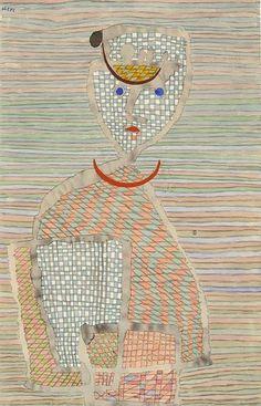 Paul Klee – Errand Boy, 1934