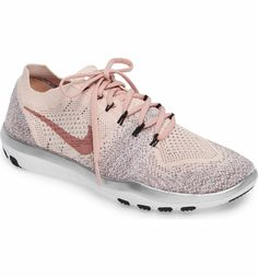 Main Image - Nike Free Focus Flyknit 2 Bionic Training Shoe (Women)