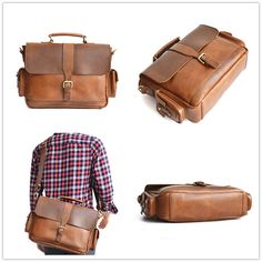Solid Leather Companys Traveler Briefcase is an excellent travel bag, but also…