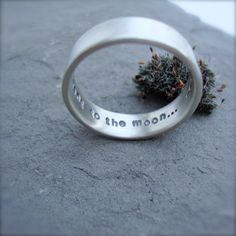 Circle of love ..... to the moon and back (lock lock) <3