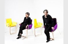 "assunta #chair  ""no country for old men"" designed by Francesca Lanzavecchia and Hunn Wai #spotdesign"