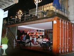 container city _ Bar, Mexico
