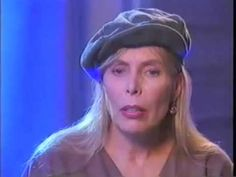 Joni Mitchell - Interview - BBC2 'The Late Show', 1994