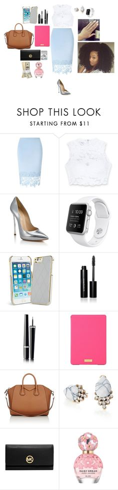 """""""Untitled #510"""" by qwert123456 ❤ liked on Polyvore featuring Lipsy, Bebe, Casadei, Vera Bradley, Bobbi Brown Cosmetics, Chanel, Kate Spade, Givenchy, Simons and MICHAEL Michael Kors"""