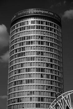The Rotunda. Birmingham, April 2013.