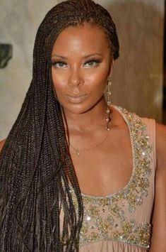 Be ready to dare some stylish micro braids this summer!