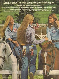 Long & Silky by Clairol (November 1975)