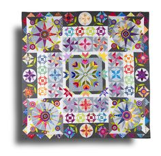Wendy Williamson's Cat's Away Quilt - incredible!