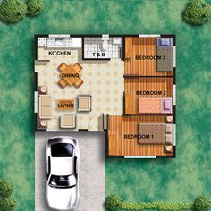 Square Meters Apartment Floor Plan Google Search Bedrroom - House designs floor plans