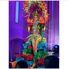 Kaci Fennel Miss Jamaica 2014