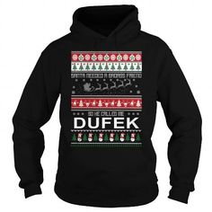 Cool I am the awesome DUFEK T-Shirts