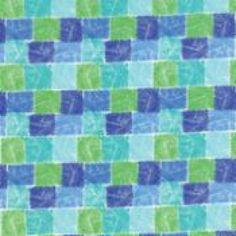 Horizon by Kate Spain for Moda  Field Green Blue 27196-14