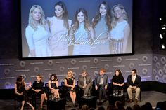 Pin for Later: The Pretty Little Liars Cast Is the Definition of Squad Goals at PaleyFest