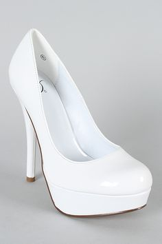 Need White Heels! #Women #White #Heels
