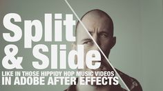 Split video with lines, then make that video do wacky and interesting stuff. Sure makes that boring old line seem more interesting now! I've seen this in a v...