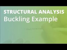 https://goo.gl/THDRAh for more FREE video tutorials covering Structural Analysis.
