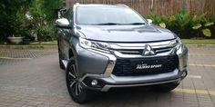 Mitsubishi Pajero Sport baru tidak menanamkan beberapa fitur seperti Forward Collision Mitigation system