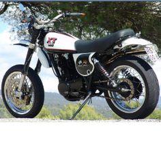 Yamaha XT 500 Cafe