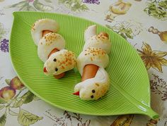 Hotdog-Schlangen, ein tolles Rezept aus der Kategorie Fingerfood. Bewertungen: 51. Durchschnitt: Ø 4,4.
