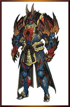 Monster Hunter Generations/MHX Armor