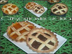 Crostatine+simil+Mulino+Bianco,+ricetta+golosa