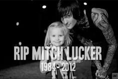 Rest In Paradise Mitch <3