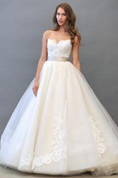 Lazaro SS13 Dress 3  Seriously, if it's in my budget, I want a Lazaro dress. :)