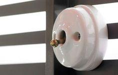FONTINI - Interrupteur-FONTINI-Dimbler porcelana