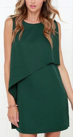Cute Baylor-green dress!